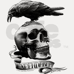 """Logo de """"The Expendables"""""""