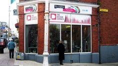 The Design Corner: Christmas Pop-up shop. Graphics by Red Man Media. Christmas Pops, Pop Up Shops, Case Study, Brand Identity, Corner, Street View, Graphics, Red, Design