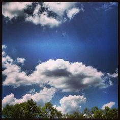 Loving clouds