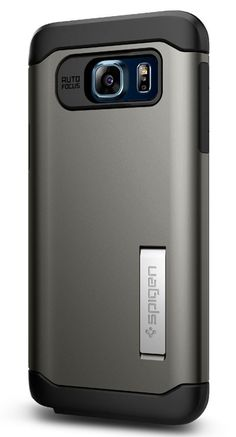Spigen Slim Armor Galaxy Note 5 Case with Air Cushion Technology and Hybrid Drop #Spigen