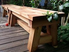 cedar benches do it yourself home projects from ana white ray to do diy bench pallets cedar bench plans