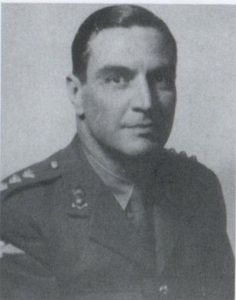 Major Joseph Antoine France Antelme OBE (1900–1944) was one of 14 Franco-Mauritians who served in the Special Operations Executive (SOE). He undertook two missions in occupied France. On this third mission, on 29 February 1944, he parachuted into a Gestapo reception committee (as he had expected) and was captured. He was murdered, with 18 other captured SOE officers, at the Gross-Rosen concentration camp in Lower Silesia in July or August 1944.