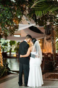 Romantic indoor of the Pavilion Grille venue in Boca Raton. FL.