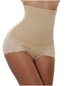 ab9b8325ca7a1 High Waist Butt Lifter Tummy Control Panty Slim Waist TrainerWomen Body  Shaper  fashion  clothing