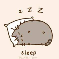 cute pusheen!
