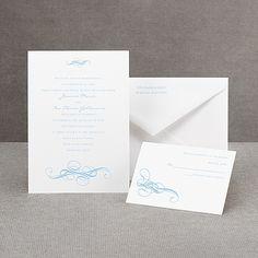 Fancy Flourishes - Invitation  invitations by Dawn