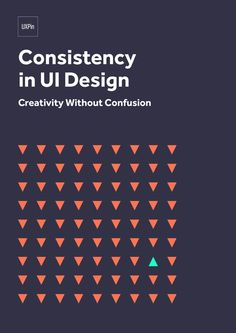Free ebook: Creative Consistency in UI Design.