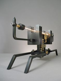 The Machine Light Series of Frank Buchwald model no.03
