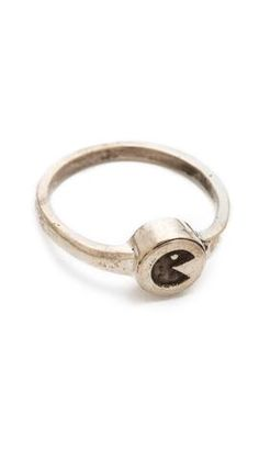 Cast Of Vices Pac Man Ring   Shopbop