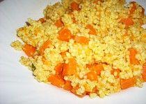 Mrkvové jáhly Fried Rice, Fries, Ethnic Recipes, Food, Fitness, Bulgur, Essen, Meals, Nasi Goreng