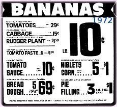 The 1970′s grocery shopping was much like it is today, even though the prices looked somewhat different. Many women still chose to stay at home so people enjoyed sit down home cooked meals every night and at breakfast. #1970sGroceryShopping http://dsmfoodlimited.com/foodshop/1970s-grocery-shopping/