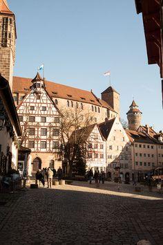 Ein Besuch in der historischen Stadt Nürnberg mit Kindern lohnt sich immer für einen Kurzurlaub mit der Familie.
