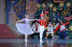 Russian Ballet Nutcracker | It was a perfect event to start out a season of joy and goodwill ...