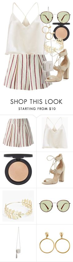 """Untitled #4896"" by olivia-mr ❤ liked on Polyvore featuring Étoile Isabel Marant, Topshop, Kendall + Kylie, Boohoo, Tod's, Yves Saint Laurent and Chanel"