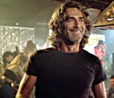 Sam Elliott - Road House  The best 'cooler' in the biz