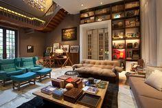Carregada de móveis e com mix de acabamentos, Casa Cor Rio foge do perfil praiano - Casa e Decoração - UOL Mulher