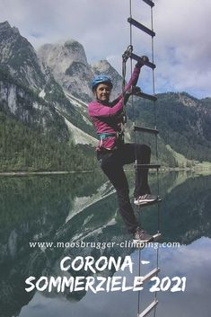 Steig Ein, Climbing, The Good Place, Amazing Places, Sports, Poster, Travel, Hill Walking, Mountain Climbing