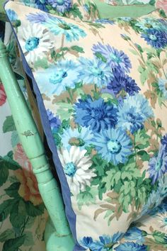 Fabric and vintage