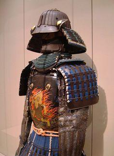 File:Samurai armor Asian Art Museum SF.JPG