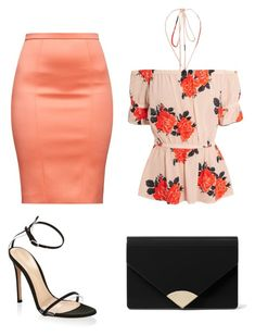 """""""Untitled #603"""" by mchlap on Polyvore featuring Ganni, Gianvito Rossi and MICHAEL Michael Kors"""