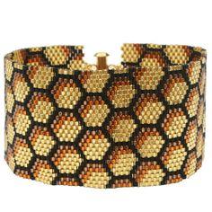 https://www.beadaholique.com/peyote-bracelet-honeycomb-exclusive-beadaholique-jewelry-kit.html