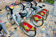 France - Besancon - Velocite (200 bikes)
