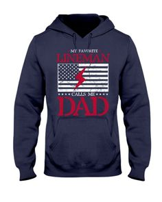 Proud Lineman | TeeChip Lineman Gifts, Call My Dad, Baby Accessories, Reading
