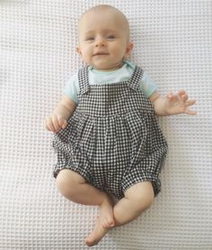 Poppy & Jazz Raspberry Romper in gingham! Sew Over It, 6 Years, Poppy, Gingham, Gifts For Kids, Jazz, Raspberry, Sewing Patterns, Onesies