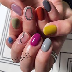 Nail gallery in 2020 Love Nails, My Nails, The Art Of Nails, Nail Repair, Clean Nails, Mani Pedi, Nail Trends, Short Nails, Nail Inspo
