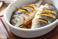 Ryba w całości z piekarnika. Wygląda bosko, smakuje rewelacyjnie [PRZEPIS] — Kulinarna Polska | Gotowanie i jedzenie