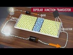 Transistor, How does it work ? - YouTube