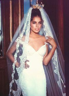 Dream wedding veil