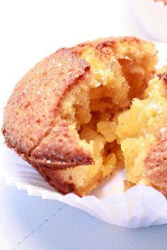 portuguese almond muffins (pasteis de lorvão)