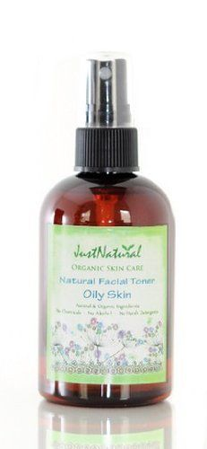 Natural Facial Toner Oily Skin by JustNatural Organic Care. $21.99. At the same time, rosemary works to get rid of the blemishes you already have and to keep new ones from forming.. But no matter how many times you wash it, that shine always seems to return in the blink of an eye, and with it comes the distinct possibility of break-outs.. Oily skin requires a lot of maintenance just to keep it clear and blemish-free.. The citrus fruits are quite well known for th...