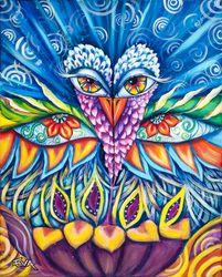 Paintings - Eva Ruiz