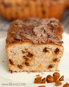 Mouth Watering Snickerdoodle Bread #bread