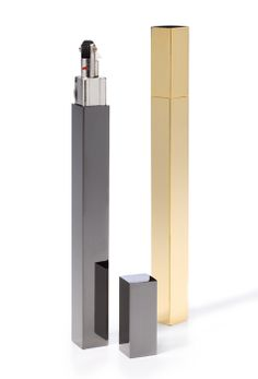"Love these sleek, minimal ""Bond"" lighters!