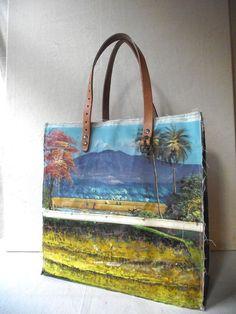 Swarm — Painting Bag - Bali