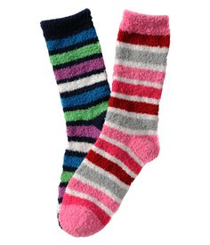 Aeropostale Womens 2 Pack of Fuzzy Striped Crew Socks - Vulcinity My Socks, Crew Socks, Socks World, Travel Must Haves, Striped Socks, Fashion Line, Guys And Girls, Travel Accessories, Aeropostale
