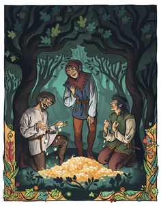 an analysis of pardoner in chaucers the canterbury tales The canterbury tales is geoffrey chaucer's most famous work classic review: the canterbury tales by geoffrey chaucer monday, april 23 the pardoner and the canon's tales further develop their own backstory.