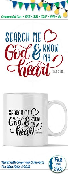 Search Me God and Know My Heart VIP