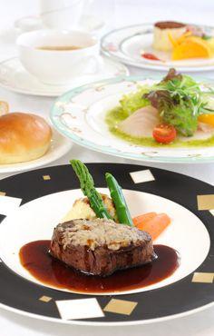 青森国際ホテル 「Cafe Kukka」 2012.7プレミアムランチ&ディナー
