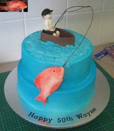 Fondant Cookies, Cupcake Cakes, Kid Cakes, Fiesta Party, Party Party, Party Ideas, Fish Cake Birthday, Cute Cakes, Party Cakes