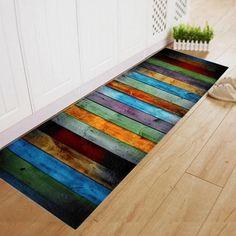 LB Eye Abstract Graffiti Family Non-Slip Soft Carpets Floor Mat Custom Area Rugs