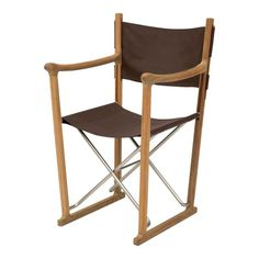 Skagerak Classic Chair Teak/Brown