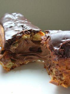 Chocolate Eclair      #Eclair #Chocolate
