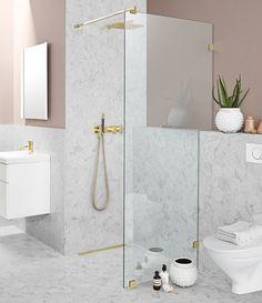 Diseños de baños modernos, pequeños, grandes y de todos los estilos. Fotos de baños reales para que los copies y diseñes tu propio baño. White Bathroom, Small Bathroom, Master Bathroom, Bad Inspiration, Bathroom Inspiration, Interior Inspiration, Dream Bathrooms, Beautiful Bathrooms, Home And Deco