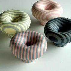 Tomoko Sakumoto  #ceramics #pottery