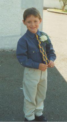 """""""Baby Niall""""  Hello, please let me hug you because you're so damn adorable."""