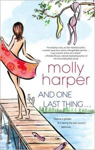 Yes, Chick Lit! This is a great summer read. You will laugh hysterically while reading. Scorned Lacey Terwilliger gets revenge on her cheating husband and then decides it is best to stay at her Grandmother's lake cabin where her stay gets pretty steamy. The best part of the novel is the snarky, funny voice of the main character Lacey. She will crack you up as you read.